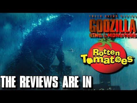 The Rotten Tomatoes Scores Are In! - Godzilla: King Of The Monsters