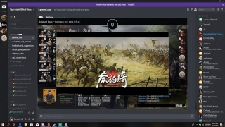 Tiger Knight. 15th stream (Free to play on steam) HK server.