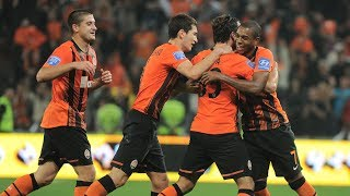 Thrashing Dynamo 4-1 at the Donbass Arena. Shakhtar's last game vs Dynamo before the Cup final