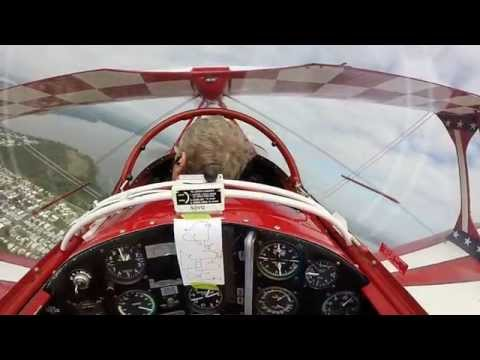 PITTS S2B Aerobatics