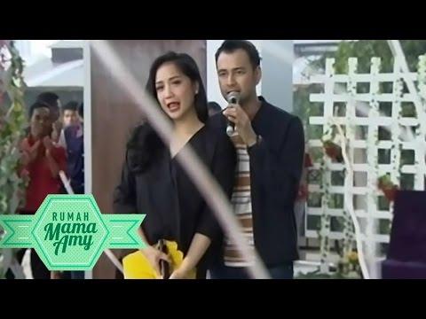 Romantis Banget, Raffi Gigi Nyanyi Banyak Lagu Cinta  - Rumah Mama Amy (17/1)