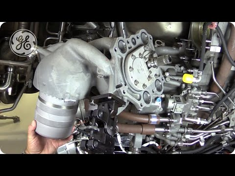 GE90 - Fuel Pump Removal & Installation - GE Aviation Maintenance Minute