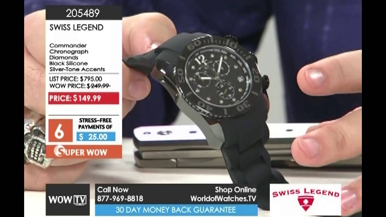 world of watches tv show 1 31 2015