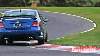 FPV GT-F Review - The Last GT Falcon