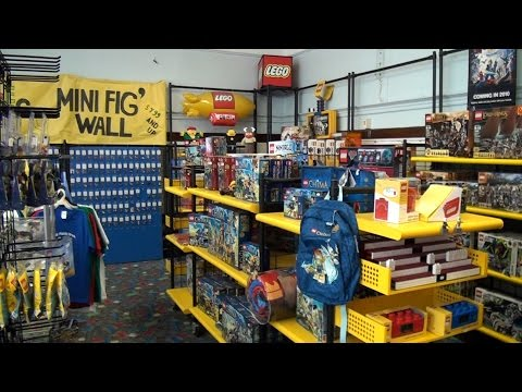 The World's Only Private LEGO Store