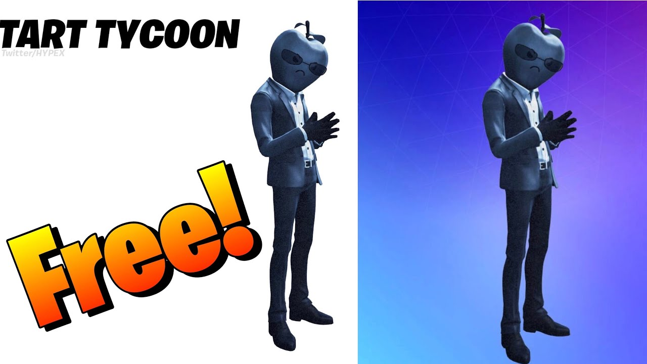 How to get the FREE Tart Tycoon skin in Fortnite! (# ...