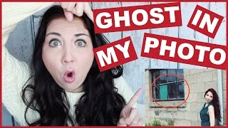 One of Jessii Vee's most viewed videos: I Found A Ghost In My Photo!