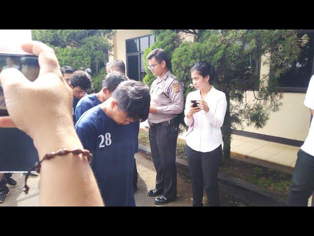 Gara-gara rebutan lahan parkir di Curug Jompong, Chandra tewas jadi korban salah sasaran