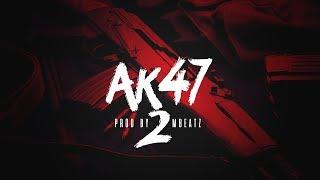 """""""AK47""""-Instrumental Maleanteo Hip Hop Beat Rap 2018 [Prod:Mbeatz]"""