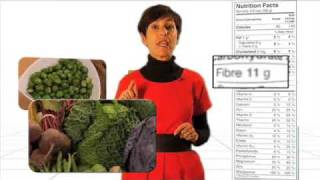 Healthy Eating: Foods with Fibre