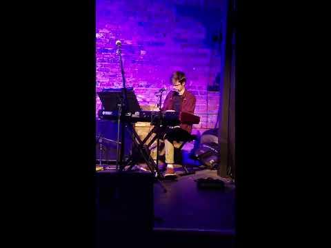 Josh King - smooth harmonica \u0026 piano - April 2019 open mic