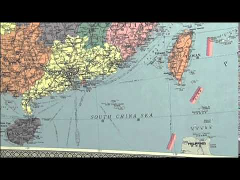 3111AS - CHINA-FM SOUTH CHINA SEA MAP