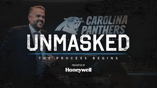 The Process Begins in Carolina | Unmasked