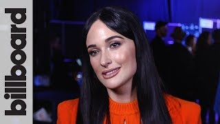 Kacey Musgraves Reacts to Winning Album of the Year | CMAs 2018