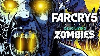 FAR CRY 5 : DEFUNTOS LUNÁTICOS - ZUMBIS ! (DLC)