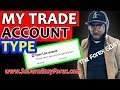 My Trade Account Type - So Darn Easy Forex™