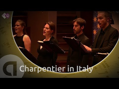 Charpentier in Italy - Ensemble Correspondances o.l.v. Sébastien Daucé - Festival Oude Muziek 2016