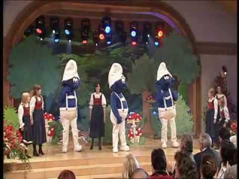 Die jungen Stadlmusikanten - Das Lied der Schlümpfe 2008