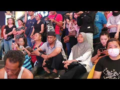 Dato M Nasir Di Bukit Bintang ....apa Dia Buat...