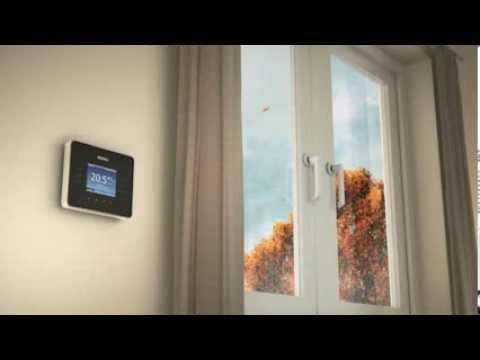 Fußbodenheizung Thermostat 3iE - Mit Energie- und Kostenübersicht