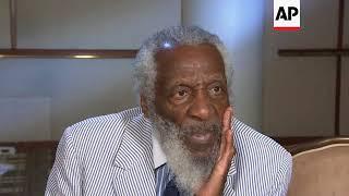 US comedian, civil rights activist Dick Gregory dies