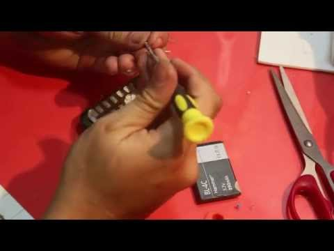 Cách chế đèn LED thông báo cho điện thoại Nokia 1280