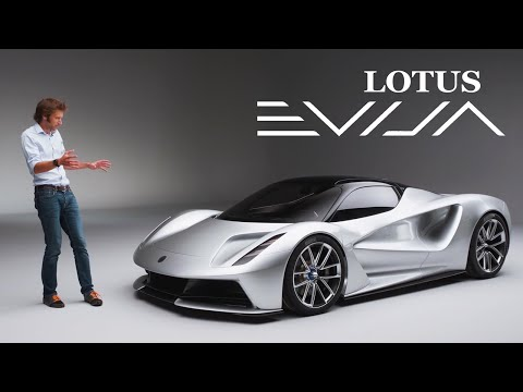 Lotus Evija: 2,000hp, £1.7M Electric Hypercar, EVERYTHING You Need To Know | Carfection 4K