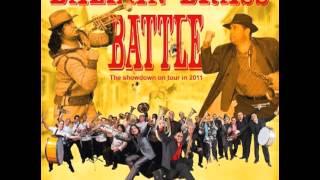 boban marko marković orchestra vs fanfare ciocărlia   disco džumbus   balkan brass battle