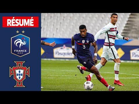 France 0 0 Portugal, le résumé I FFF 2020