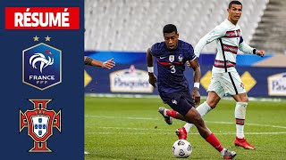 France 0 0 Portugal le re sume I FFF 2020