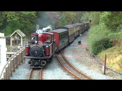The Ffestiniog Railway - Sept 2017