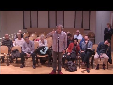 Audiència Pública del Districte de Ciutat Vella 6-4-2017