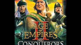 Age of Empires 2 The Conquerors Theme Song