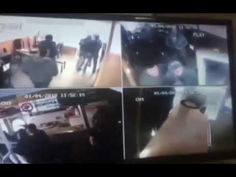 Gusinje:Snimak zemljotresa