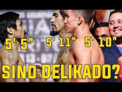 Manny PACQUIAO  in DANGER VS Genady