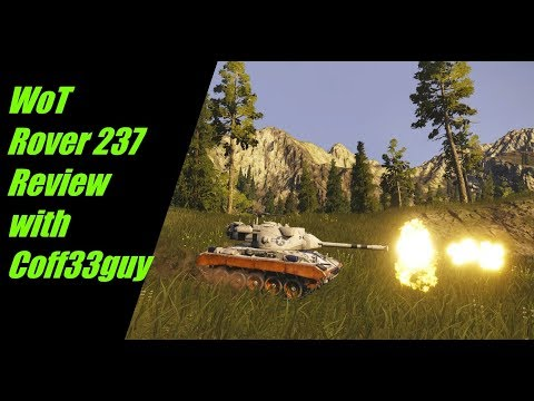 World of Tanks Console Rover 237 Review