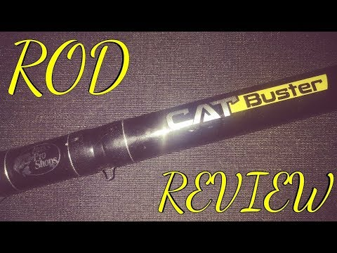 Cat Buster Rod Review-Fishing Rod Review