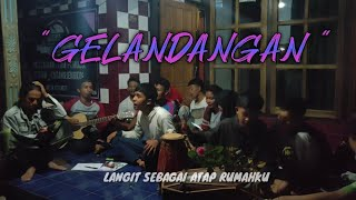 Gelandangan - Versi Dangdut Koplo ( Cover )