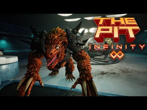 The Pit Infinity - Sci-Fi First Person Shooter RPG Roguelite