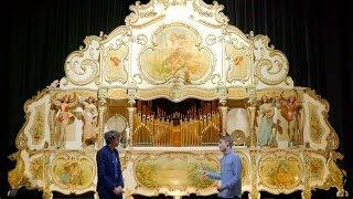Gavioli Dance Organ - 5 meters high 8 meters wide