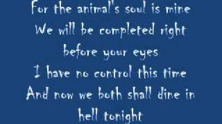 Disturbed-The Animal Lyrics