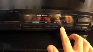 yamaha tx 900 naturel sound tuner