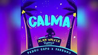 Pedro Capó & Farruko - Calma (Alan Walker Remix) (Unreleased)