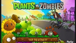 Plants vs Zombies Android App Review