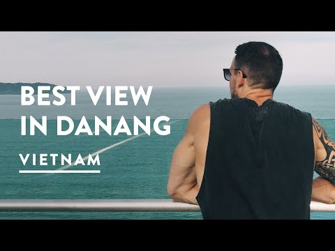 MARBLE MOUNTAIN DANANG CITY | Hoi An, Vietnam Travel Vlog 073, 2017