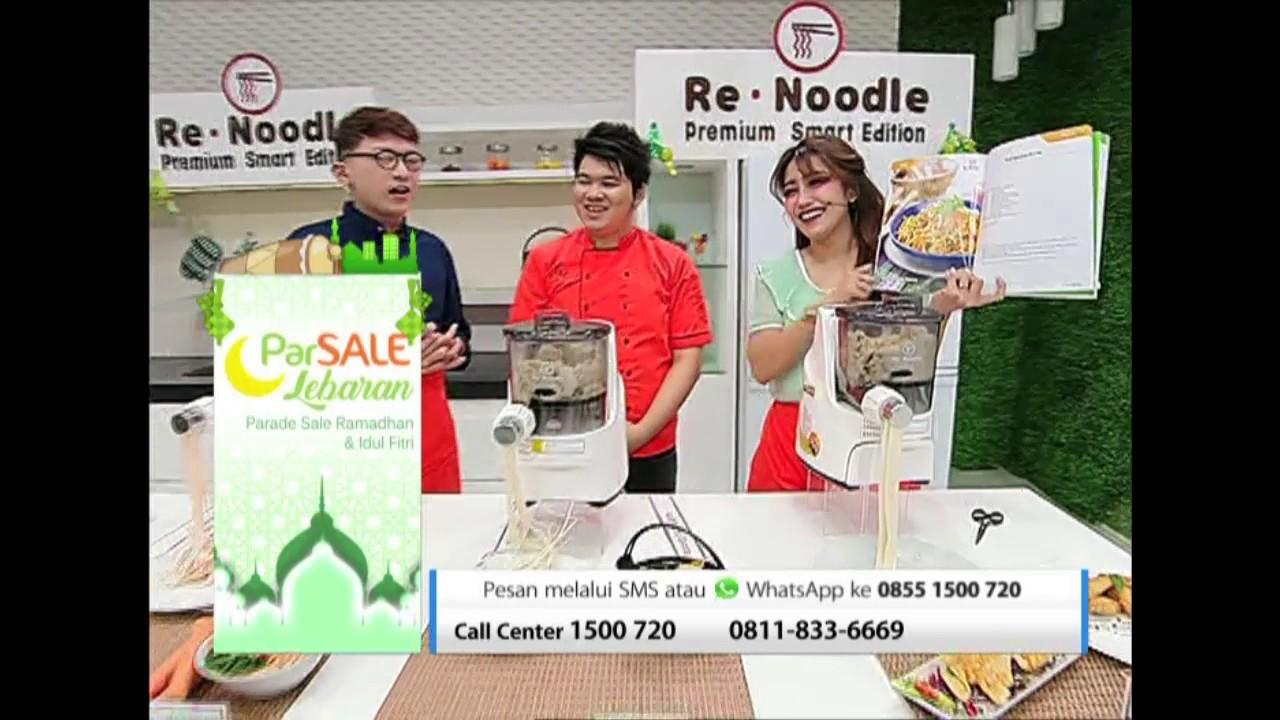 Harga Dan Spesifikasi Renoodle Rn 88 Premium Update 2018 Casio G Shock Ga 500k 3ajr Limited Models Resin Band Call Us 021 29636296 Parsale Ramadhan Mnc Shop Re Noodle Maker Rn88