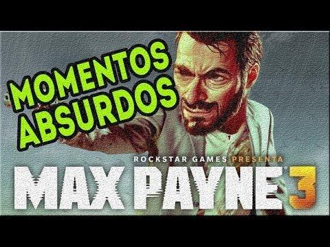 RISAS y Momentos ABSURDOS en Max Payne 3 - Con Cheeto