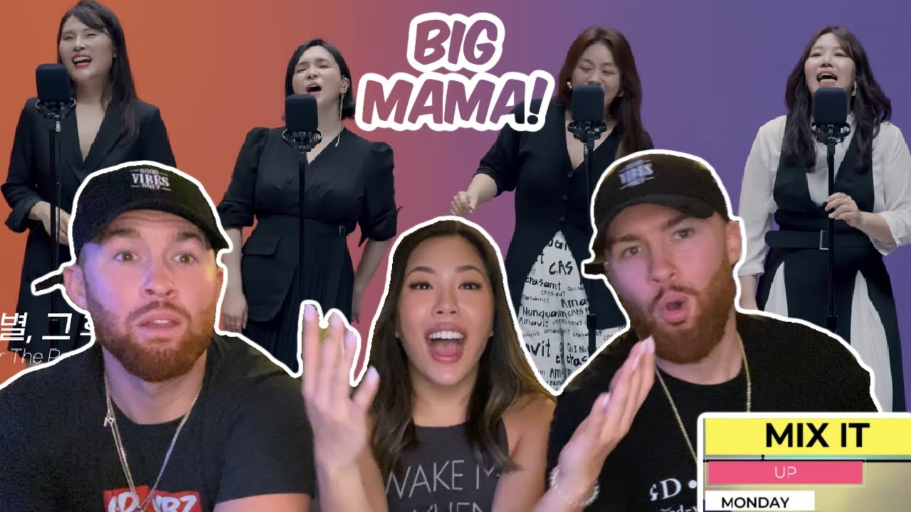 Twins First Time Reacting to Big Mama! Killing Voice Reaction!