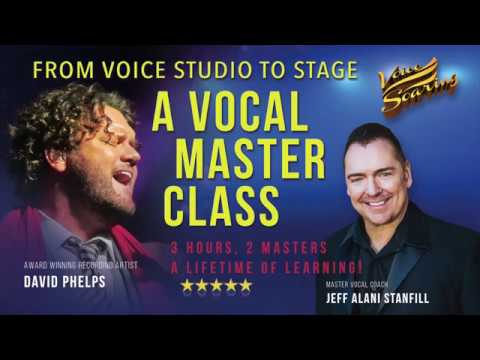From Voice Studio to Stage w/David Phelps & Jeff Alani Stanfill
