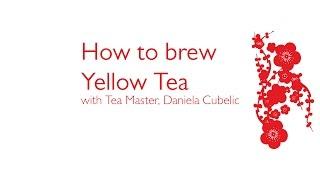 How to Brew Yellow Tea